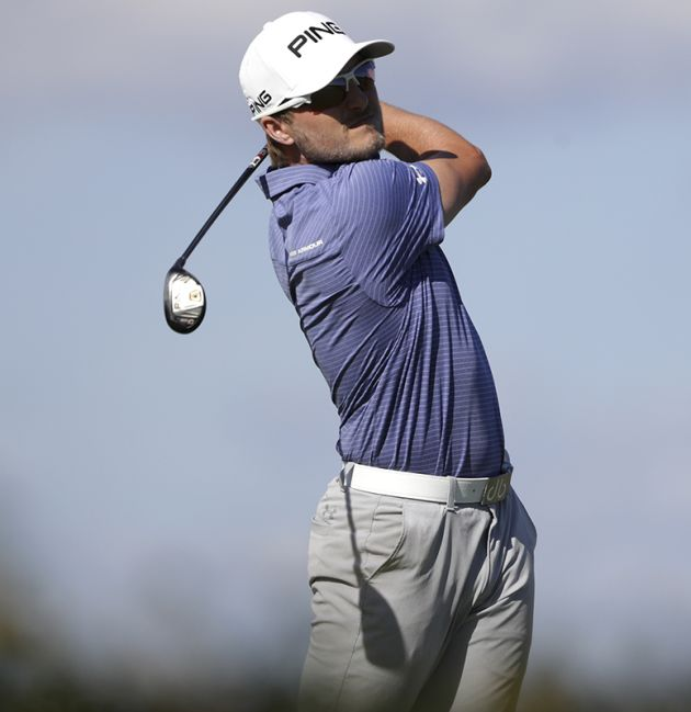 Cook leads at The RSM Classic
