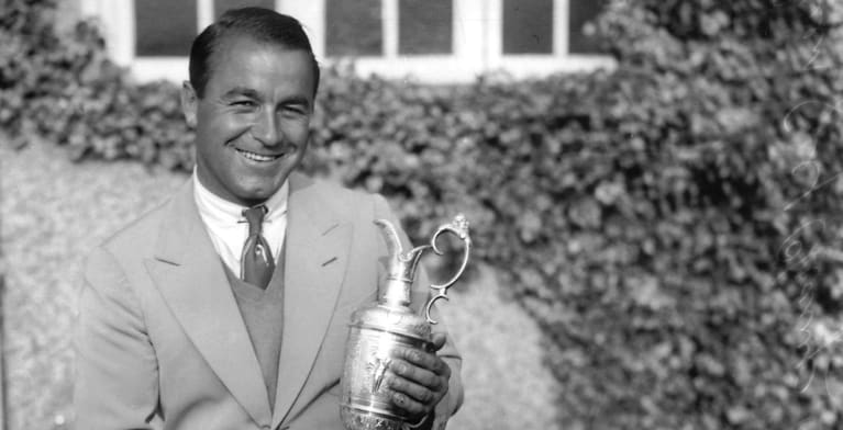 Grand Slam file: Gene Sarazen