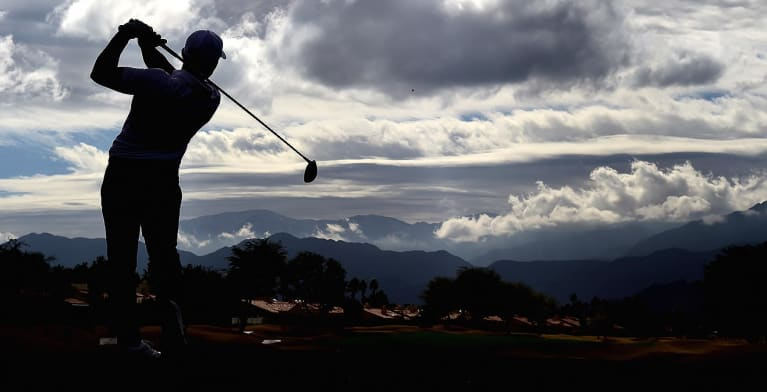 The hardest damn golf course'