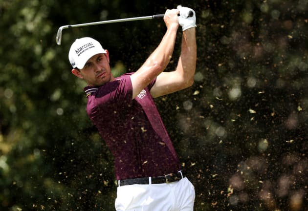 Cantlay leads by two shots after Round 1 at TOUR Championship