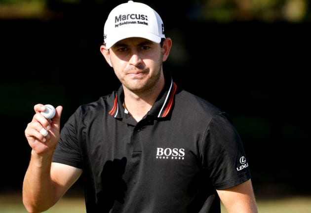 Cantlay leads by two at TOUR Championship