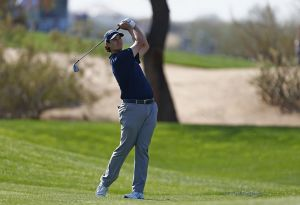 Streelman, Hossler share first-round lead at AT&T Pebble Beach Pro-Am