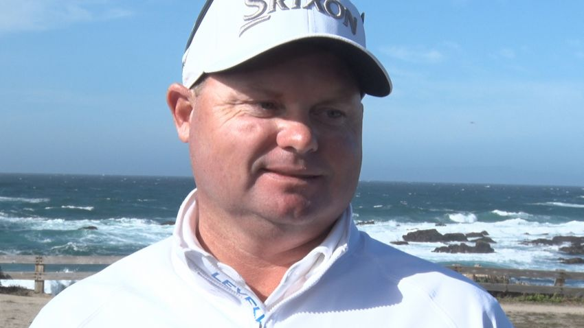 Ted Potter Jr. interview after Round 3 of AT&T Pebble Beach