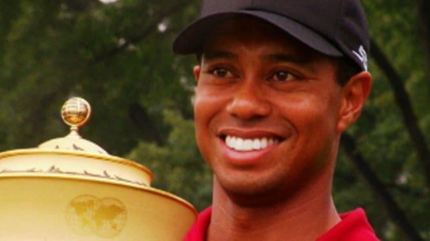 Tiger Woods wins 2007 WGC-Bridgestone Invitational