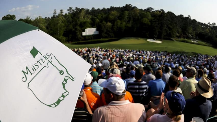 PGA TOUR players give their insider perspectives on each hole at Augusta National for the Masters. (Harry How/Getty Images)