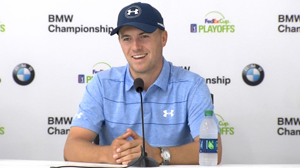Jordan Spieth On Throwing Out First Pitch At Wrigley Field
