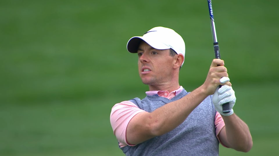 Rory McIlroy 2014 Open Championship Winner Drive POSTER