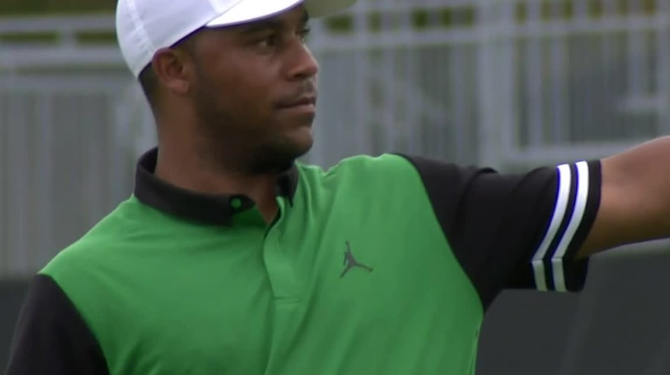 Varner III, Palmer birdie No. 18 to shoot 55 at QBE Shootout - PGA TOUR Video