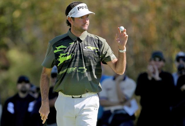 Bubba pulls in front at Genesis