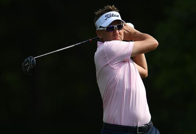 Hossler, Poulter share 54-hole lead