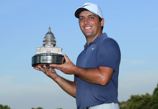 Molinari claims first TOUR win at Quicken Loans