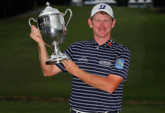 Snedeker wins second Wyndham Championship title