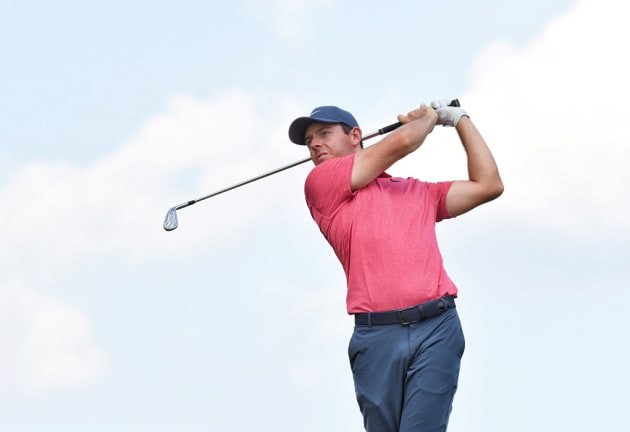 Pro-am boost for McIlroy at BMW Championship