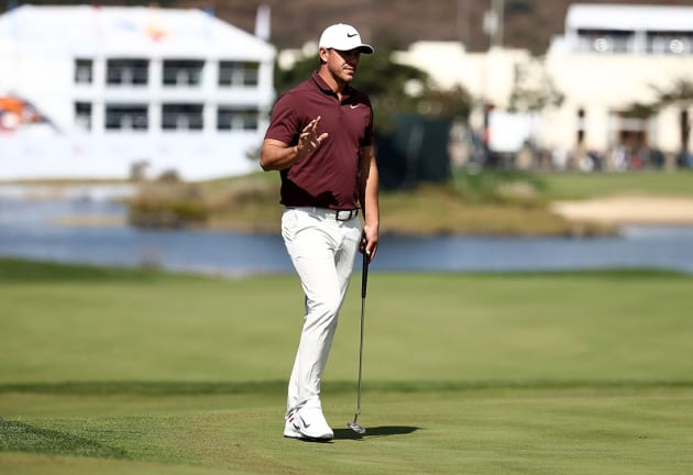 Koepka takes commanding lead at THE CJ CUP