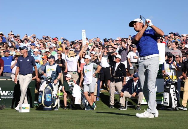 Fowler leads Waste Management Phoenix Open