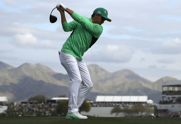 Fowler leads entering Sunday at Waste Management