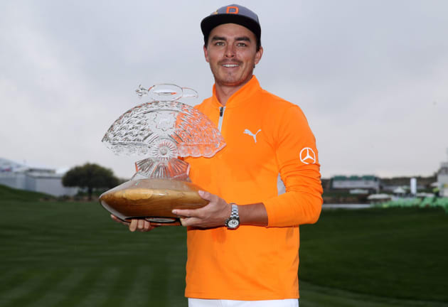 Fowler victorious at Waste Management Phoenix Open