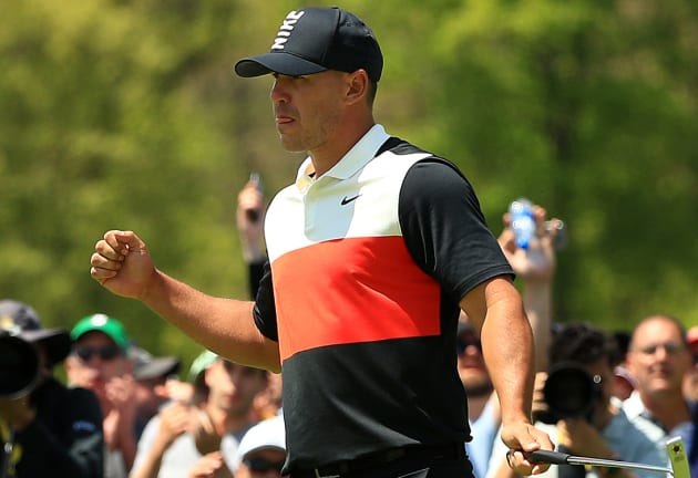 Koepka continues major dominance