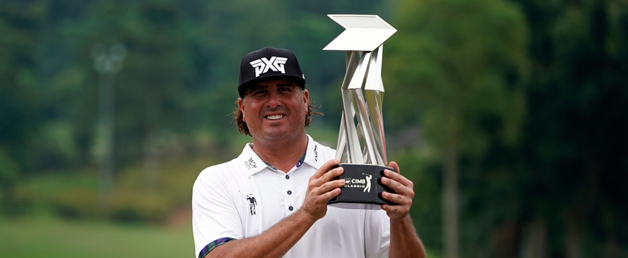 Defending champ Pat Perez