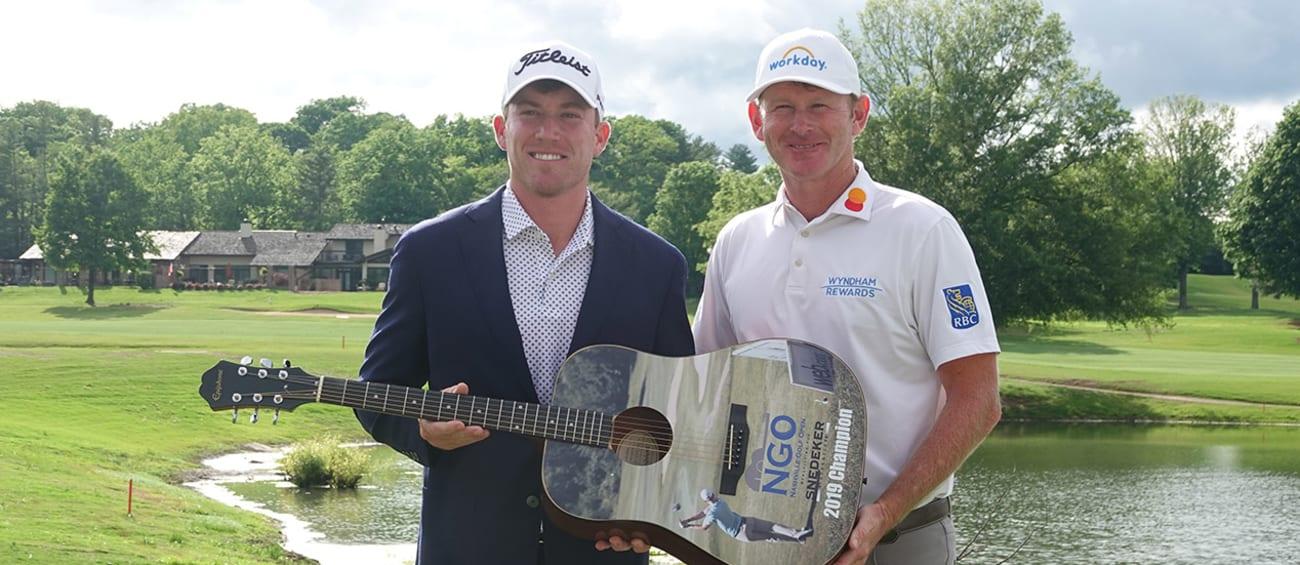 separation shoes aee93 2426d Shelton wins Nashville Golf Open