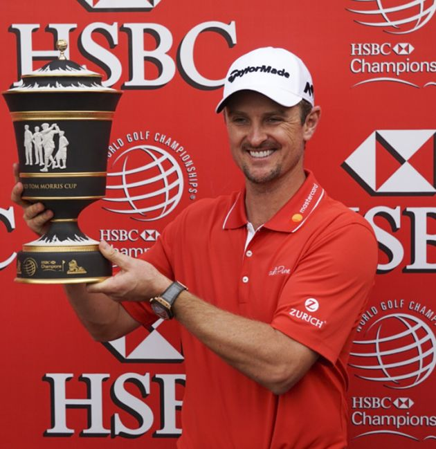 Rose wins WGC-HSBC Champions