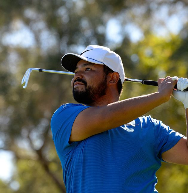 Spaun, Hossler tied for lead after windy Round 3