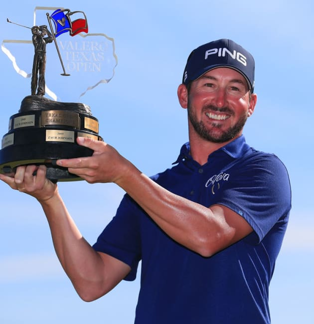 Landry claims first TOUR title at Valero Texas Open