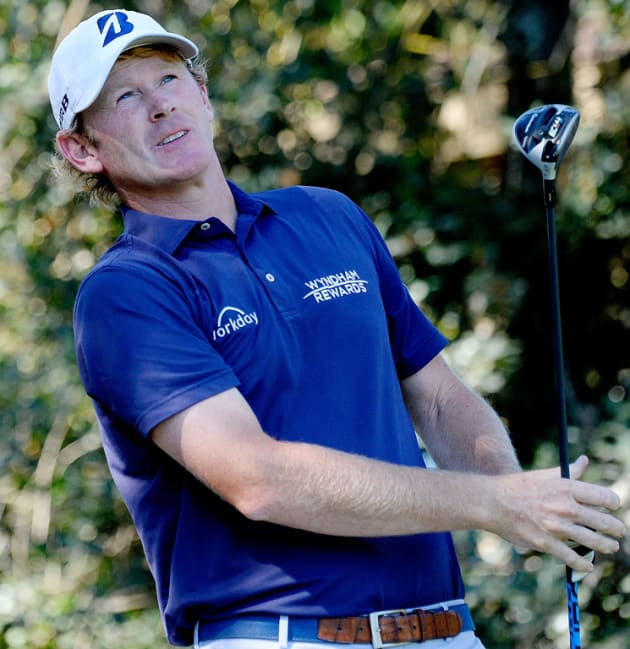 Snedeker leads by three shots at Safeway Open
