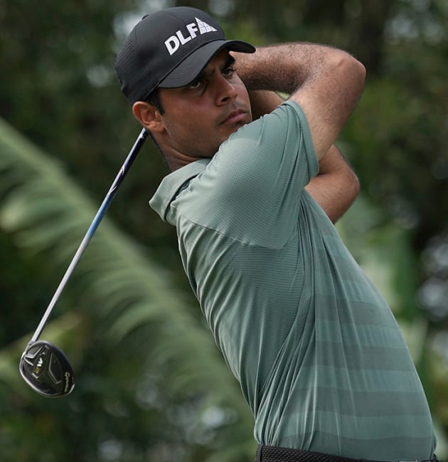 Three lead at CIMB Classic