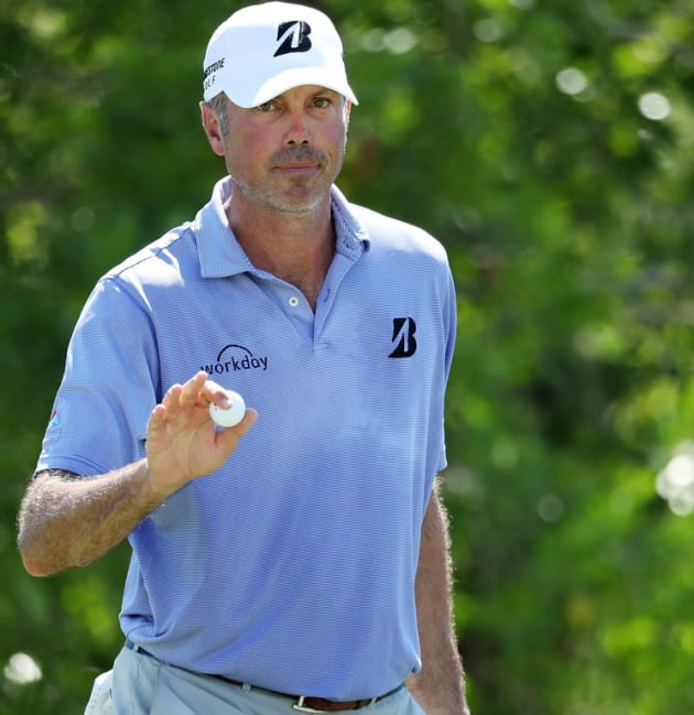 Kuchar holds 54-hole lead at Mayakoba Golf Classic
