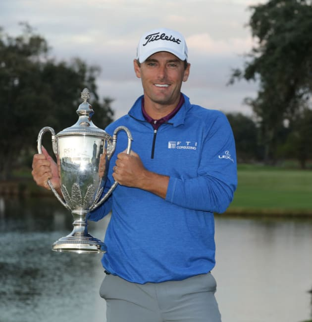 Howell III triumphs in playoff at The RSM Classic