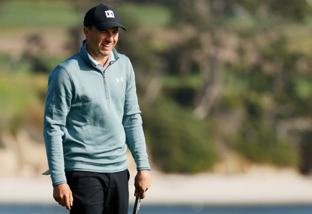 Spieth's consistency shines at AT&T Pebble Beach Pro-Am