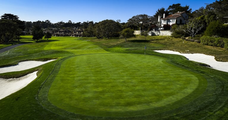 Course Layout Hole By Hole At T Pebble Beach Pro Am