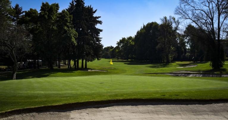 World Golf Championships - Mexico Championship: Course