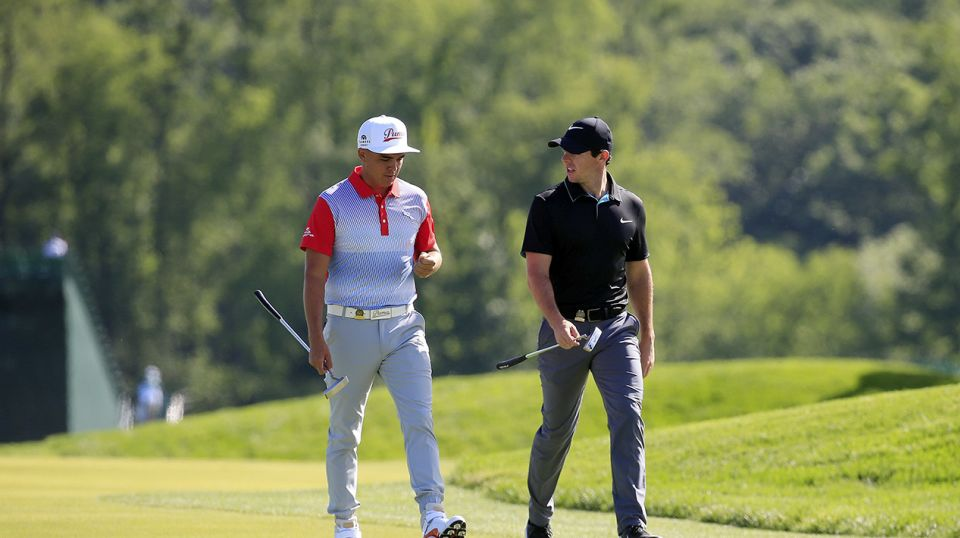power rankings  pga championship