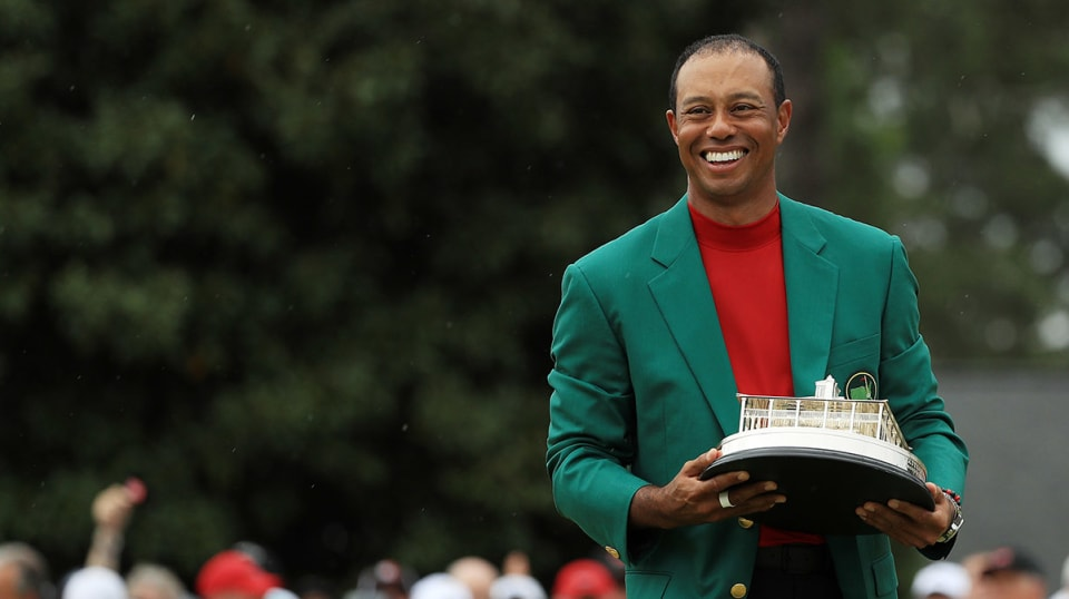where were you when tiger woods won the 2019 masters