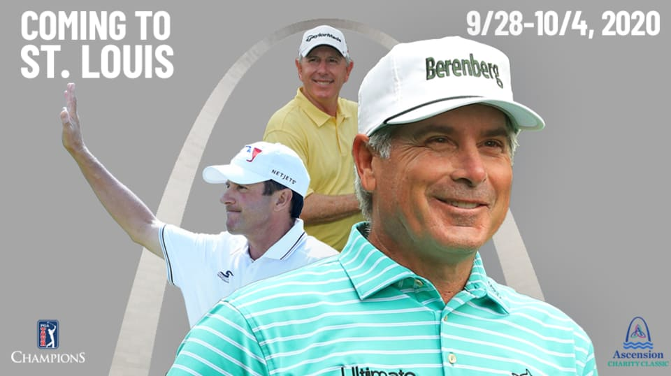 PGA TOUR Champions coming to St. Louis