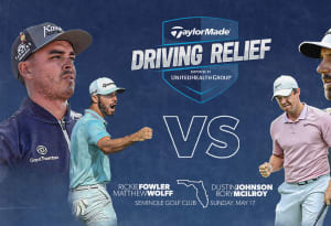 How it works: TaylorMade Driving Relief skins match
