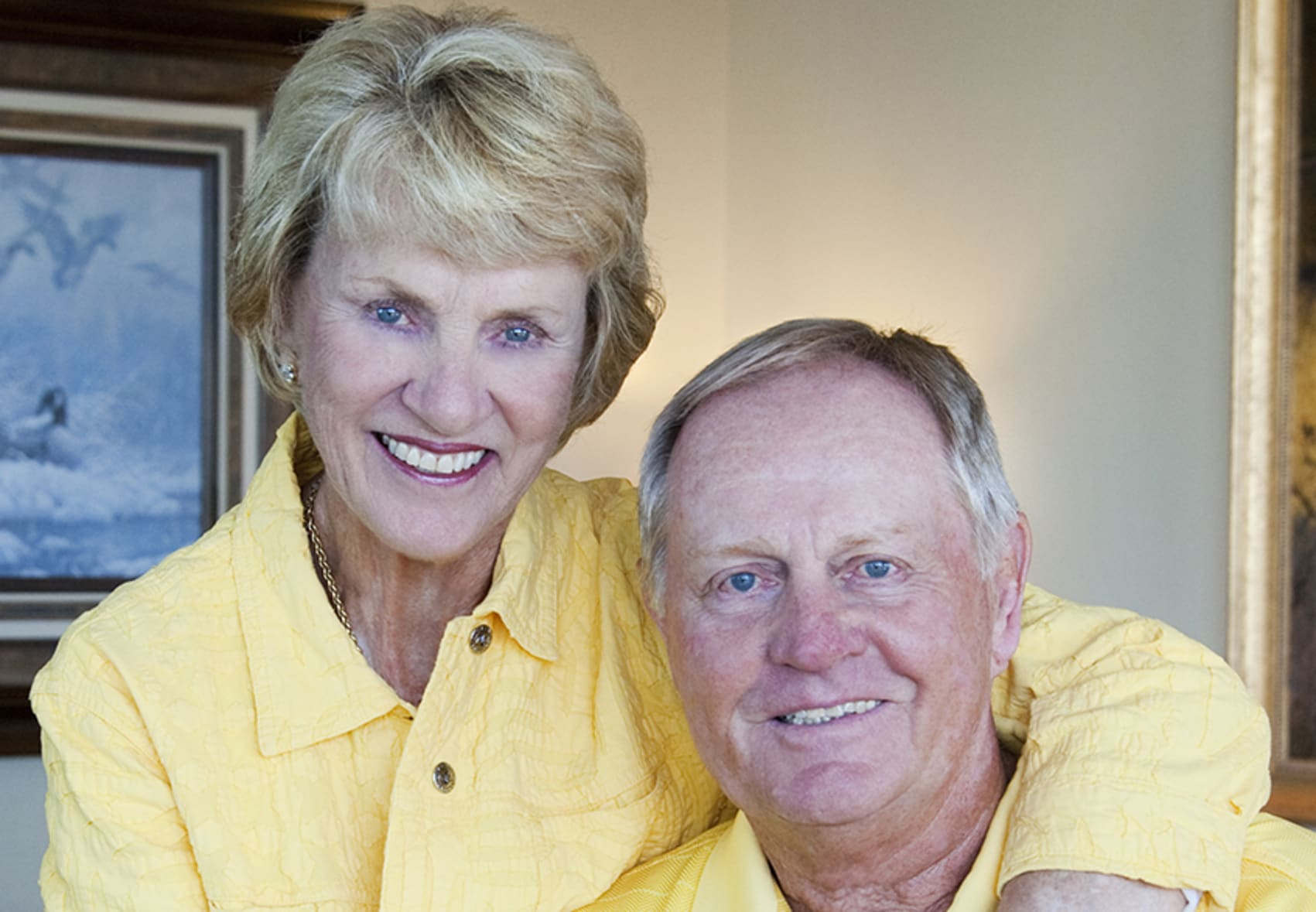 Jack and Barbara Nicklaus, with support from the PGA TOUR, Ask Golf