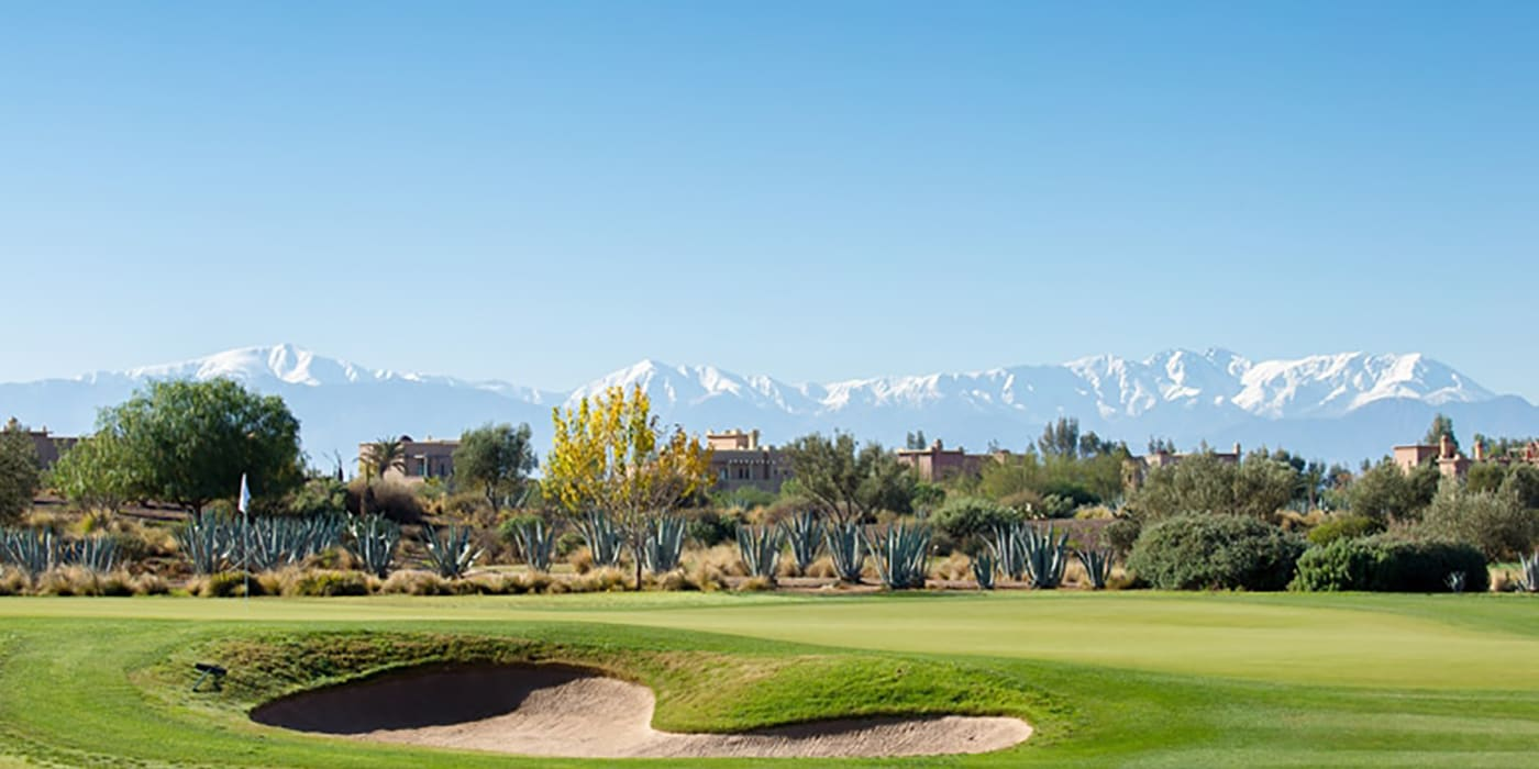 Samanah Golf Club in Morocco