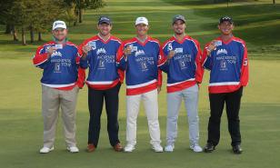 Kramer Hickok remporte le titre de joueur de l'année Mackenzie Tour – PGA TOUR Canada, et Les Cinq mérite leurs laissez-passer sur le Web.com Tour