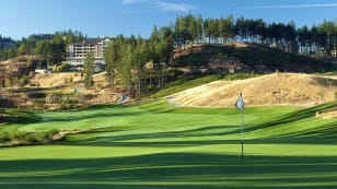 Action moves to Valley Course for second Canada Life Series' Bear Mountain tournament