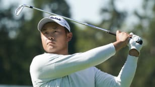 Cao, Kerr enjoy strong openings at Bear Mountain's Valley Course