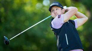 Four stacked up atop leaderboard in Washington