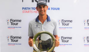 It wasn't the hoped-for blowout, but Meissner cruises to three-shot win