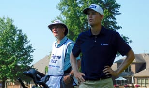 Werbylo maintains lead at The Fuzzy Zoeller Classic