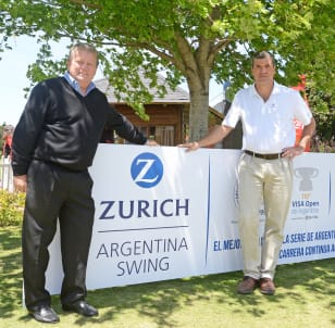Race for Zurich Argentina Swing resumes
