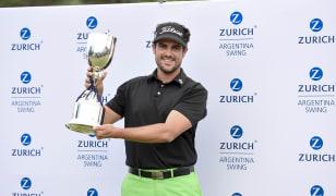 Del Val gana Zurich Argentina Swing 2016