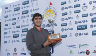 Ledesma holds on to win by three in Cordoba