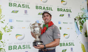 Cazaubón wins by six, sets new record at Rio's Olympic Course